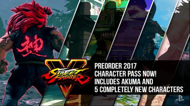 Capcom To Announce New Street Fighter V DLC Character Tomorrow
