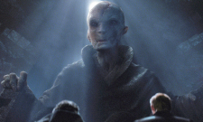 """New Sketch For Star Wars: The Last Jedi Purportedly Unveils """"Accurate"""" Depiction Of Supreme Leader Snoke"""