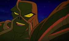 New Justice League Action Clip Finds Mark Hamill Voicing Swamp Thing