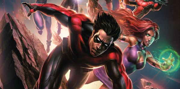 Teen Titans The Judas Contract World Premiere Announced, New Image Released-5996