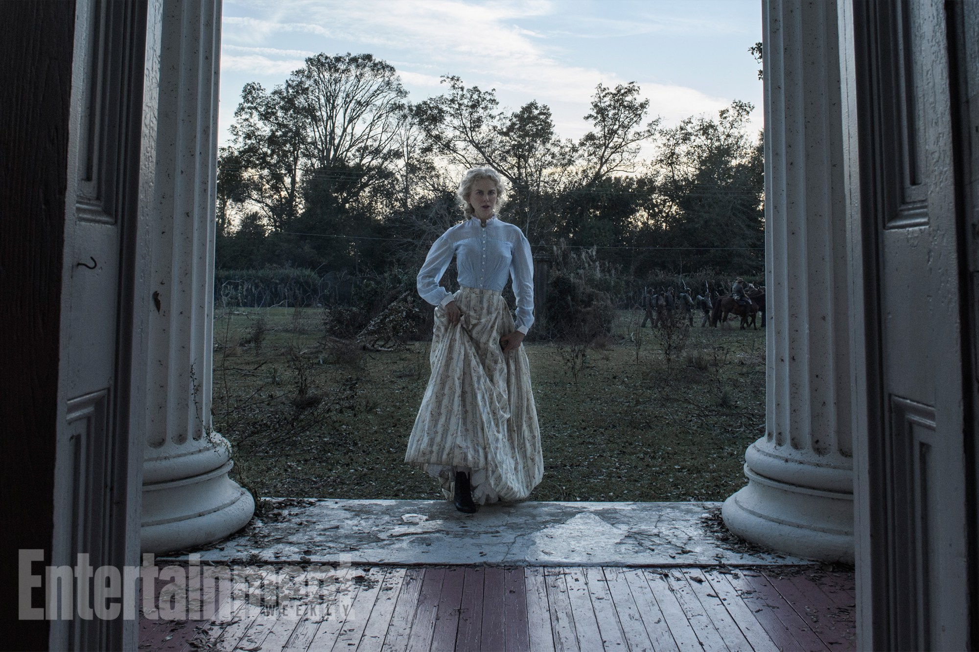 First Trailer For Sofia Coppola's The Beguiled Unveils A Period Drama With A Dark Twist