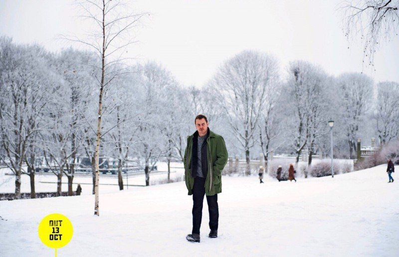 Noir Thriller The Snowman Unveils First Look At Michael Fassbender On The Case