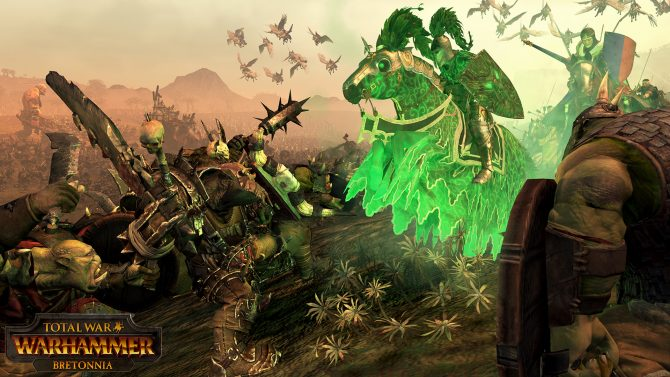 Total War: Warhammer's Bretonnia Faction Arrives In Free Update On February 28