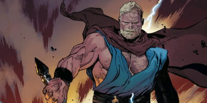The God Of Thunder Is One Step Closer To Being Worthy After Today's The Unworthy Thor #4