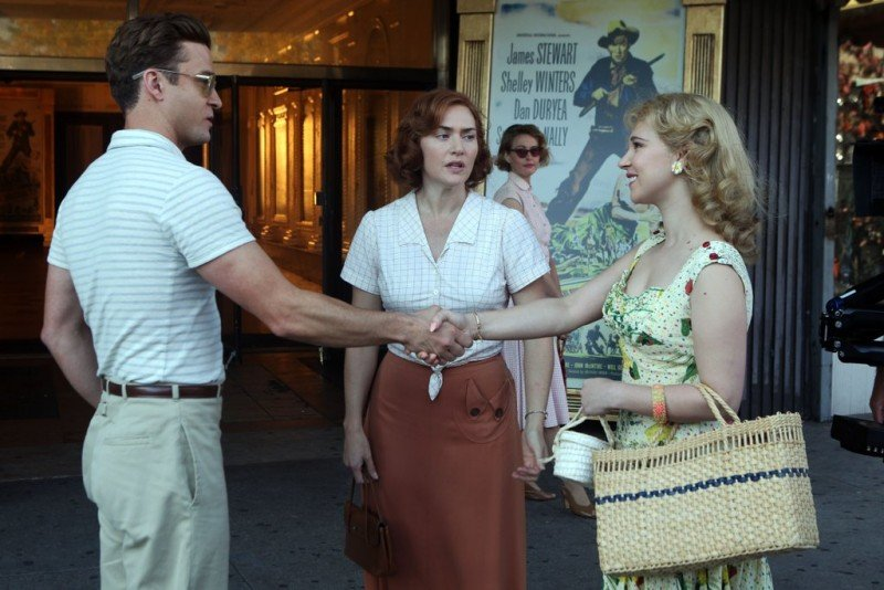 Woody Allen's Latest Wonder Wheel Unveils First Pic Of Justin Timberlake And Kate Winslet