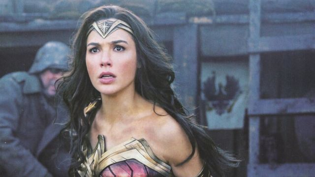 Take A Peek At Gal Gadot's Immortal Warrior In Action Via Leaked Wonder Woman Photos
