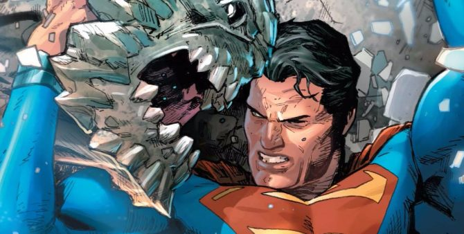 Superman - Action Comics Vol. 1: Path Of Doom Review