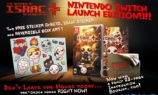 The Binding Of Isaac: Afterbirth+ Slips From Nintendo Switch Launch Line-Up