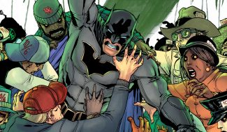 The Dark Knight Battles His Proteges In All-Star Batman #8 First Look