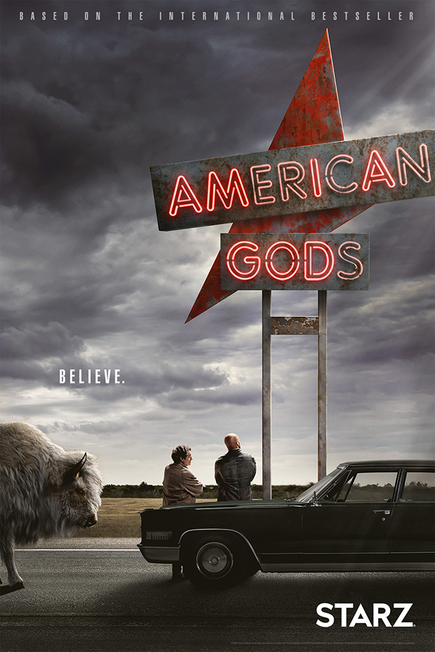 Starz Conjures Up Moody New Trailer For American Gods