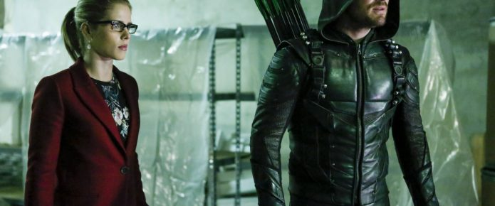 Is Arrow's Stephen Amell Teasing The Arrival Of Smoak Technologies?