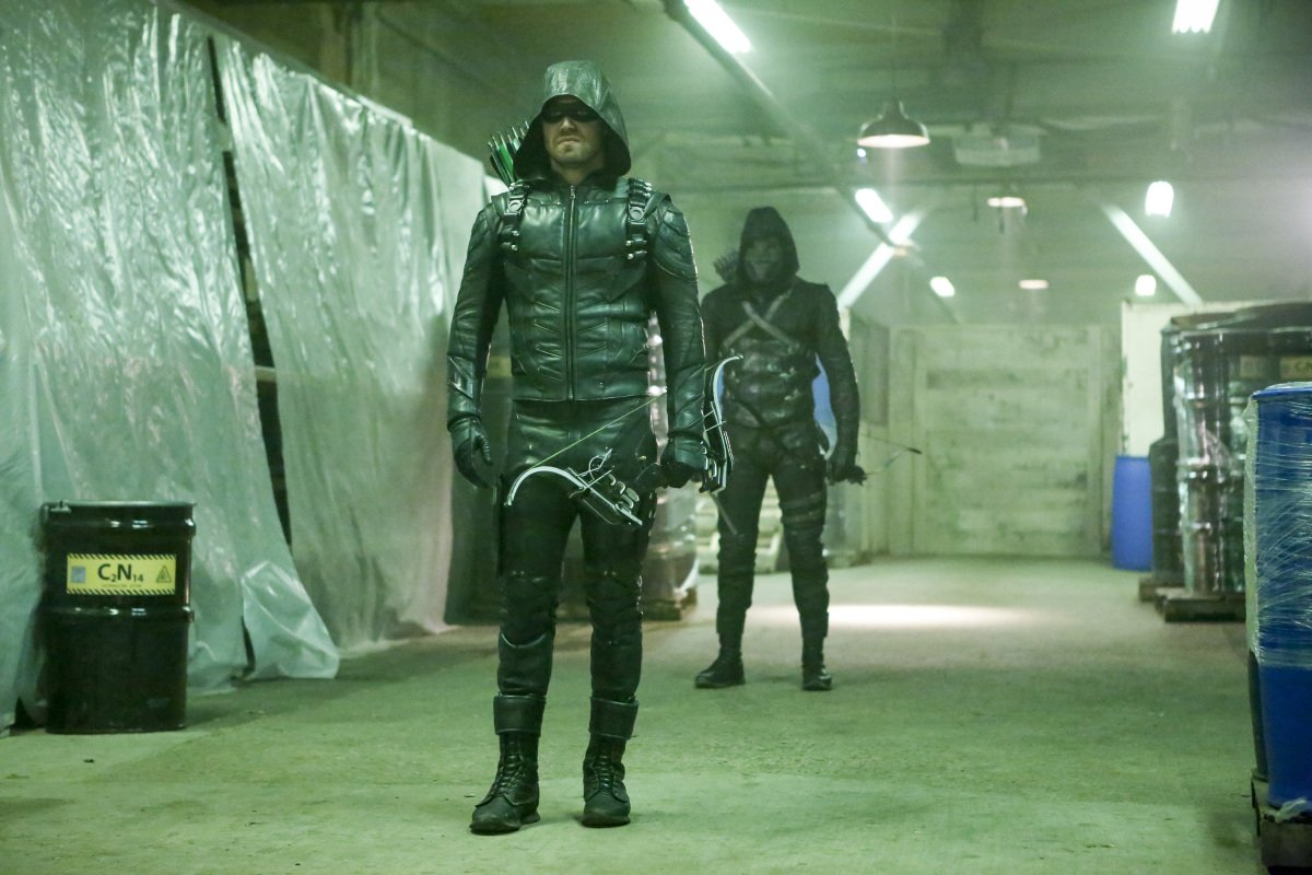 Arrow Season 6's Big Bad May Have Just Been Revealed