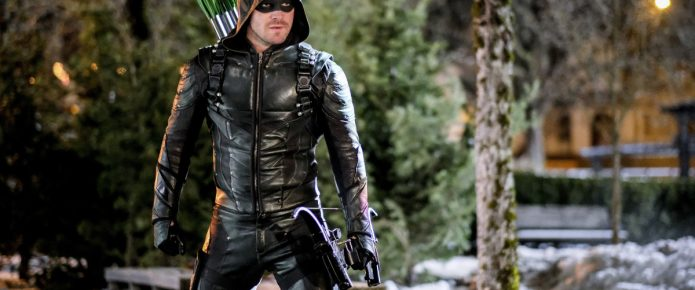 Stephen Amell Is Open To The Idea Of Flash Forwards In Arrow Season 6