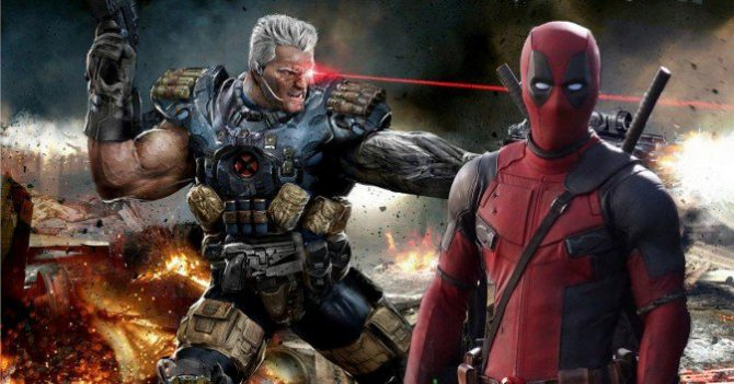 Deadpool & Cable May be a Polar Comedic Duo