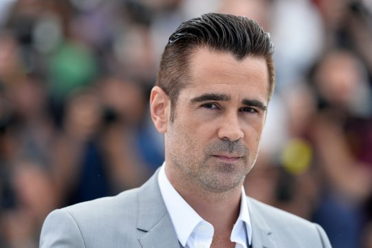 Colin Farrell Might Be in Dumbo