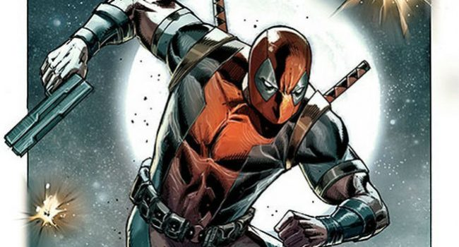 Rob Liefeld Returns To Deadpool With Bad Blood