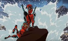 Deadpool Wants To Be A Part Of Your World In Recreations Of Classic Disney Scenes