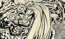 Marvel And IDW Join Forces To Present Jack Kirby's Fantastic Four Like Never Before