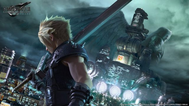 Square Enix Reveals Lone Piece Of New Final Fantasy VII Remake Artwork