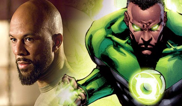 Common Still Interested In John Stewart Role In Green Lantern Corps