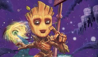New I Am Groot Series Begins Sprouting This May