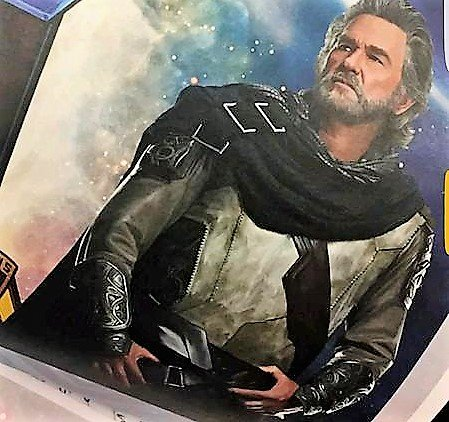 Here's Your First Look At Kurt Russell In Costume In Guardians Of The Galaxy Vol. 2