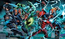"""Deathstroke Brings The Pain In """"The Lazarus Contract"""" Crossover This May"""