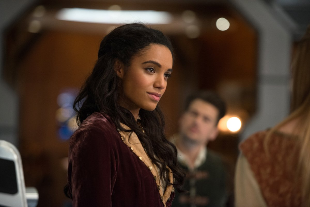 A Familiar Face Is Returning To DC's Legends Of Tomorrow, But There's A Catch