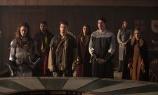 The Team Joins King Arthur's Round Table In New Legends Of Tomorrow Images