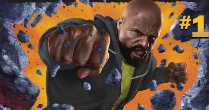 New Luke Cage Series Launches This May