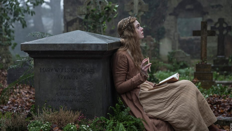 First Image From Mary Shelley Sees Elle Fanning In Title Role