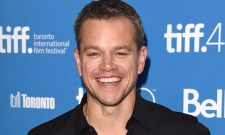 Don't Expect Matt Damon To Have A Large Role In Ocean's Eight