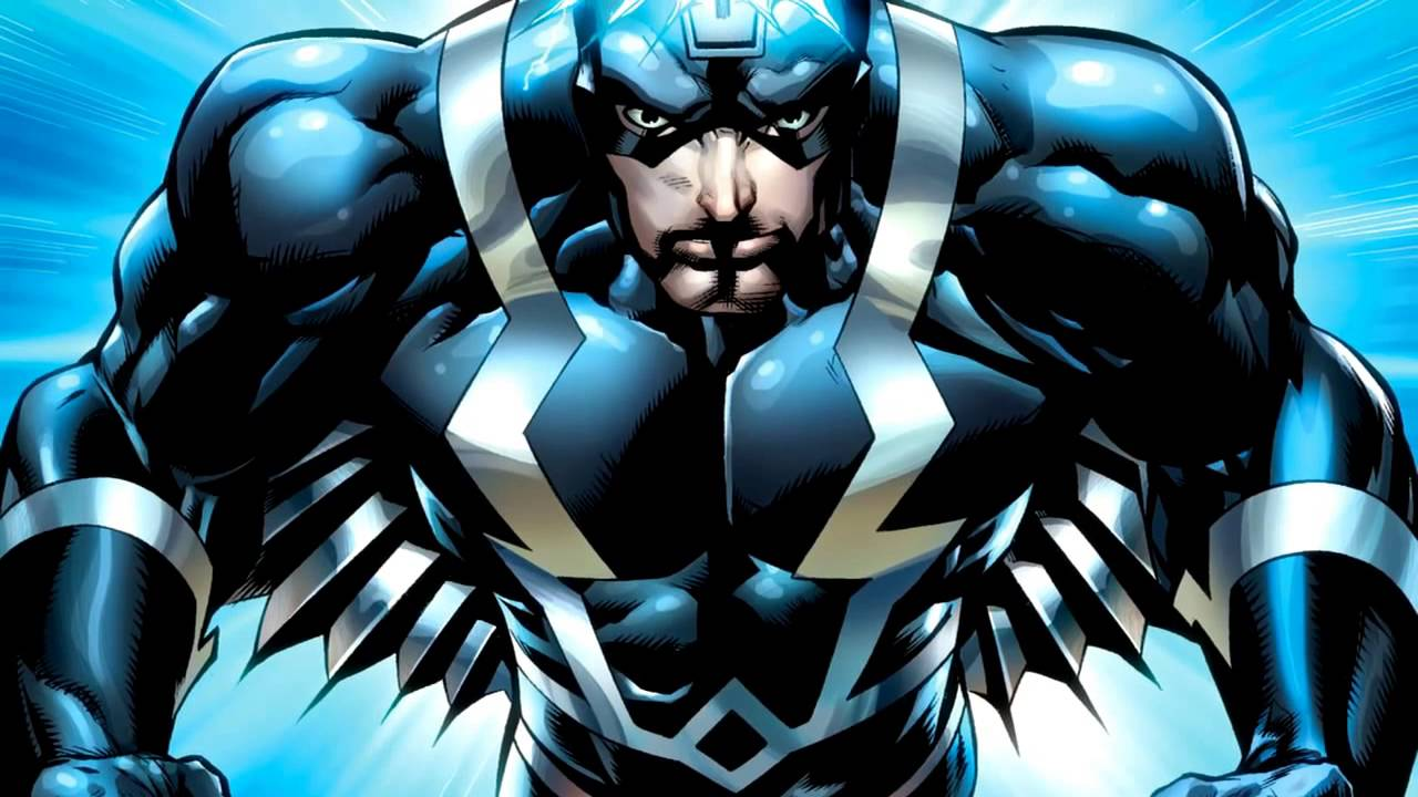 Inhumans Casts Hell On Wheels Star Anson Mount As Black Bolt