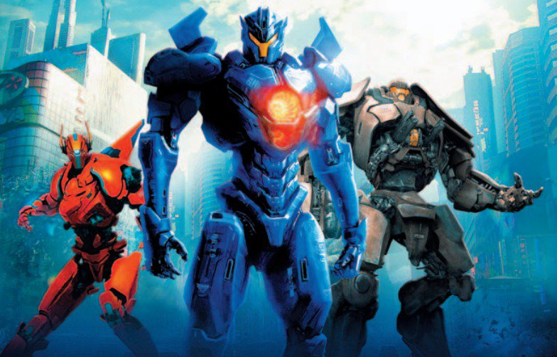 Pacific Rim: Uprising Art Offers First Look At Remodeled Jaegers