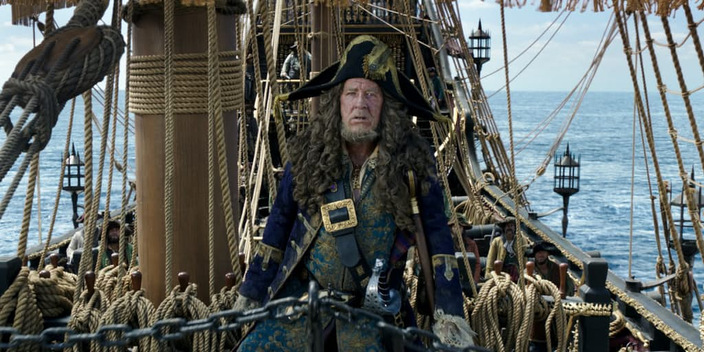 Disney executive confirms Pirates of the Caribbean reboot without Johnny Depp
