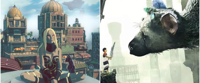 The Last Guardian And Gravity Rush 2 Failed To Move The Needle For Sony