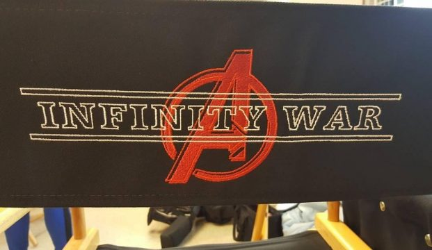 Avengers: Infinity War Gets A New Logo For Production