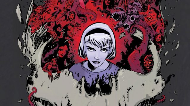 New Chilling Adventures Of Sabrina Horror Series To Spinoff From Riverdale