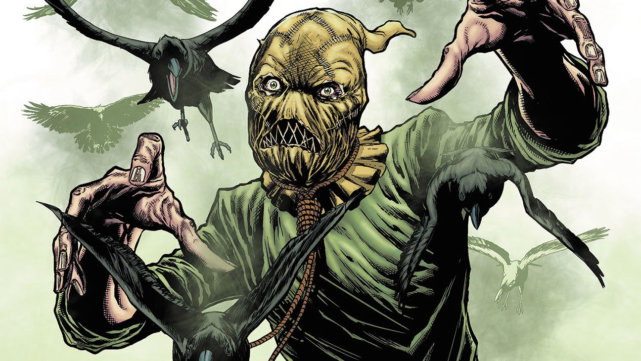 Suicide Squad Originally Had A Role For Scarecrow