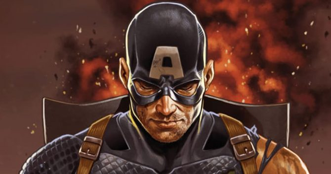 Secret Empire #0 Variant Cover Offers Best Look Yet At Captain America's Hydra Costume