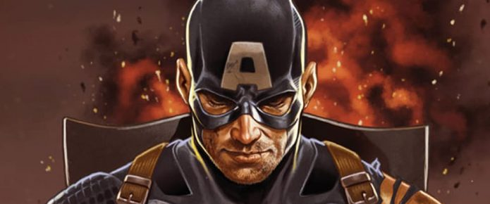 Captain Marvel Leads The Charge In Secret Empire #3