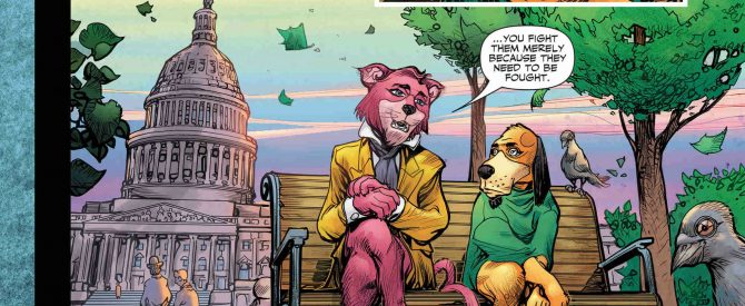 snagglepuss banner