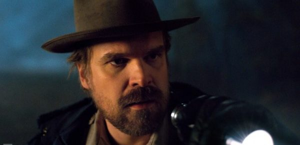 David Harbour Drops Some Big Hints About Stranger Things Season 2