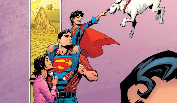 superman 18 banner
