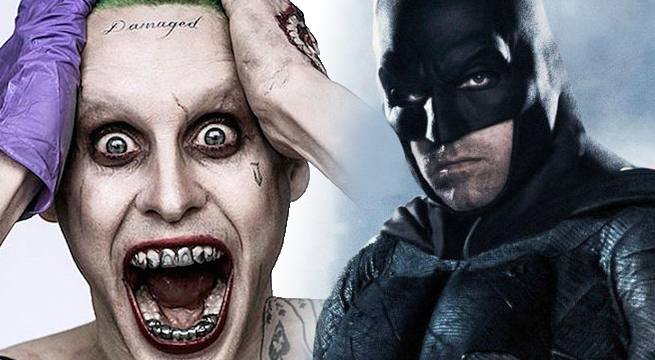 Jared Leto Sparks Debate With An Image Of The Joker And Batman