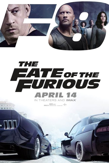 Family Is Everything In New Poster For The Fate Of The Furious