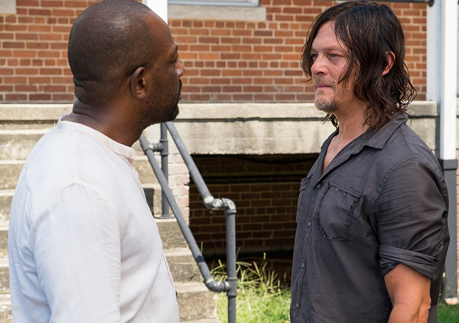 "The Walking Dead Season 8 Will Be More ""Fast-Moving And Kinetic"""