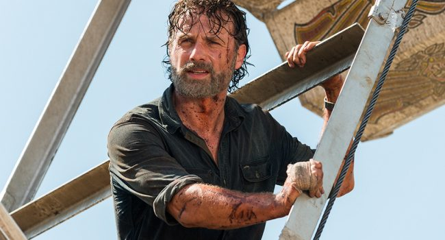 The Walking Dead Showrunner Teases The Possibility Of Rick's Death
