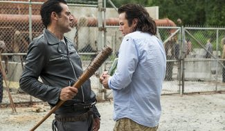The Walking Dead Clip Finds Eugene In A Sticky Situation