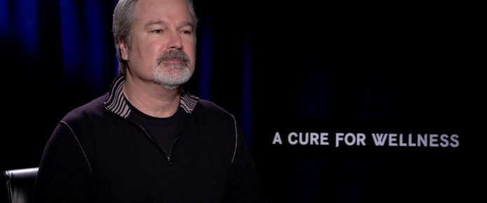 Exclusive Video Interview: Gore Verbinski On A Cure For Wellness